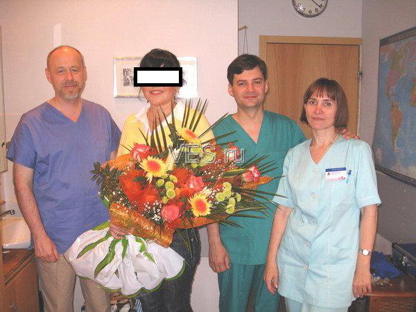 Лапароскопическое желудочное шунтирование - в гостях у докторов