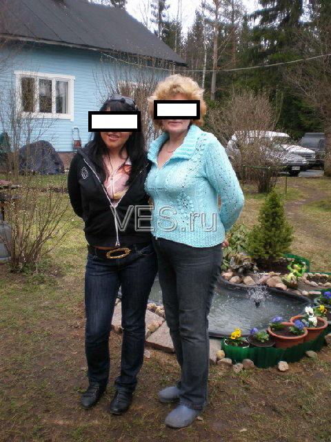 МАМА и ДОЧЬ - Лапароскопическое желудочное шунтирование через год после операции