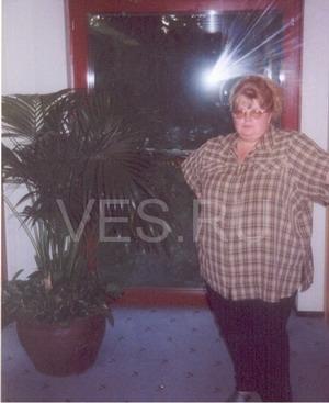 К 25 годам я весила 163 килограмма