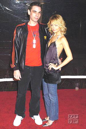 Адам Голдштейн (Adam Goldstein) и Николь Ричи