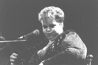 Этта Джеймс (Etta James) - борьба с ожирением